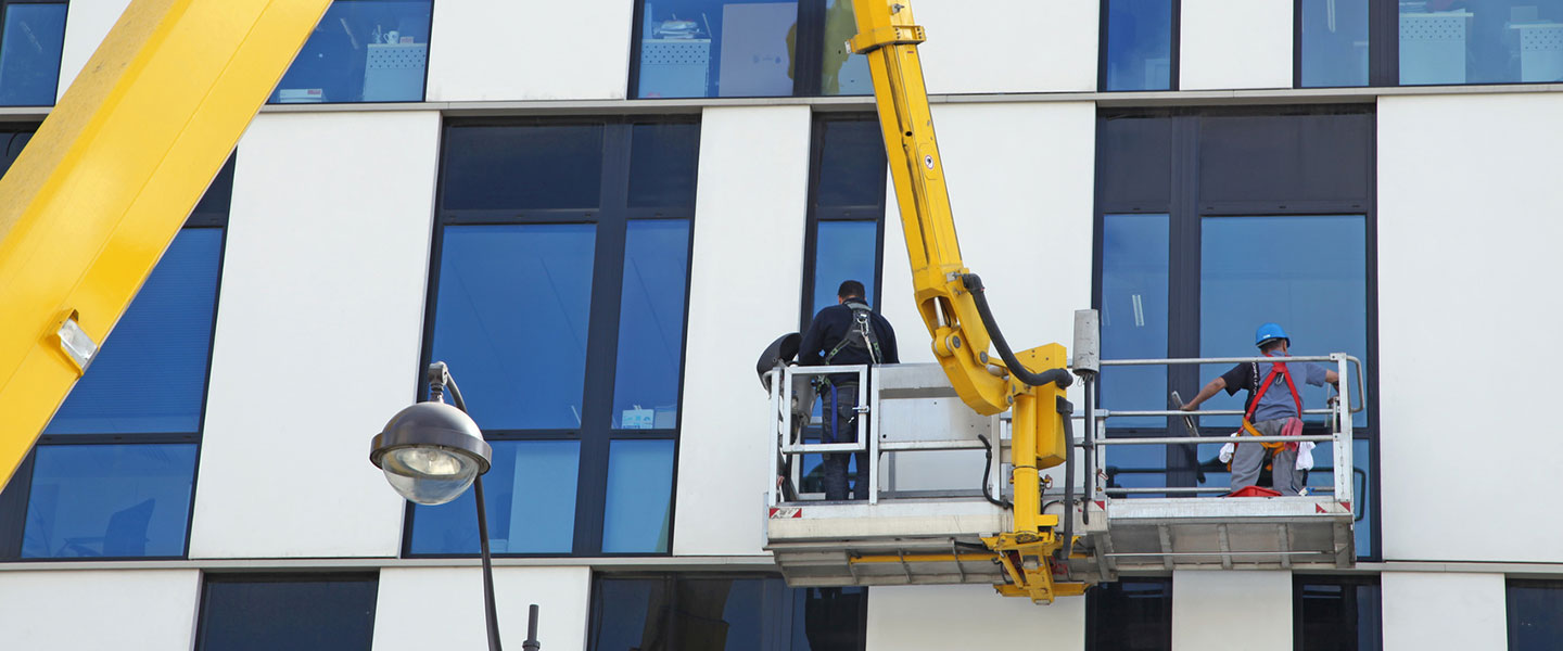 Office Window Cleaning High Reach Cleaning Manchester