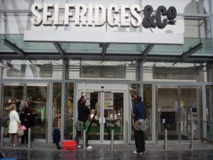 Selfridges. Manchester
