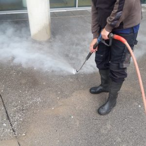 Chewing Gum Removal Services